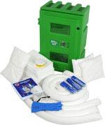 Wall Mountable Spill Kit Locker 77 litres Wall Mountable Spill Kit Locker (77 litres)